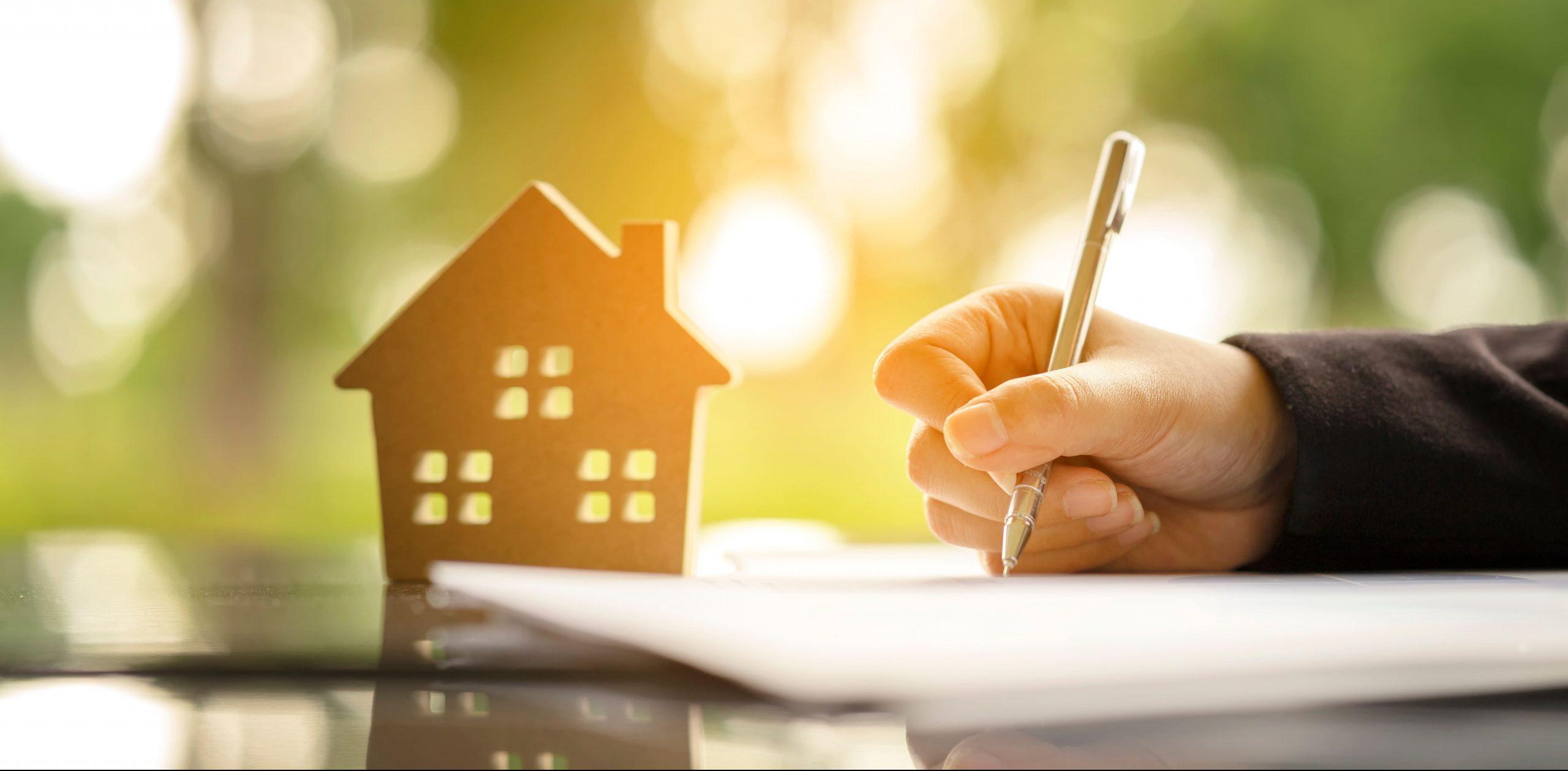 Compra tu terreno y construye una casa para tu familia